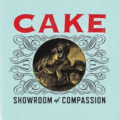 "Cake - Showroom Of Compassion on Limited Edition 6 x 7"" Vinyl Box Set - direct audio"