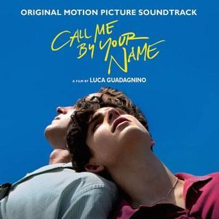 Luca Guadagnino Call Me By Your Name Original Motion Picture Soundtrack Colored 180g Vinyl 2LP