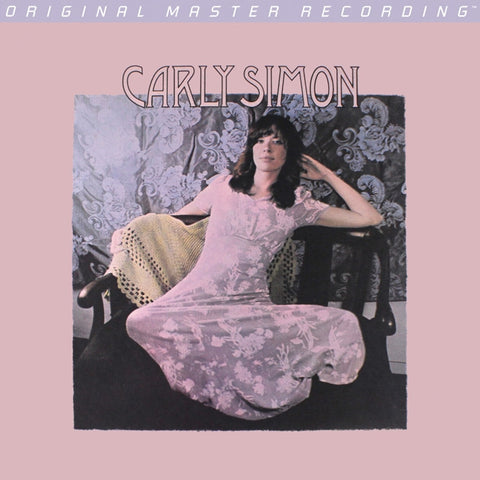 Carly Simon - Carly Simon on Numbered Limited Edition Hybrid SACD from Mobile Fidelity - direct audio