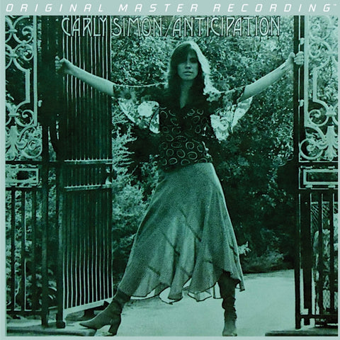 Carly Simon - Anticipation on Numbered Limited Edition Hybrid SACD from Mobile Fidelity - direct audio