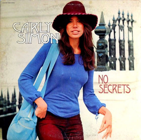 Carly Simon - No Secrets 180g Vinyl LP - direct audio