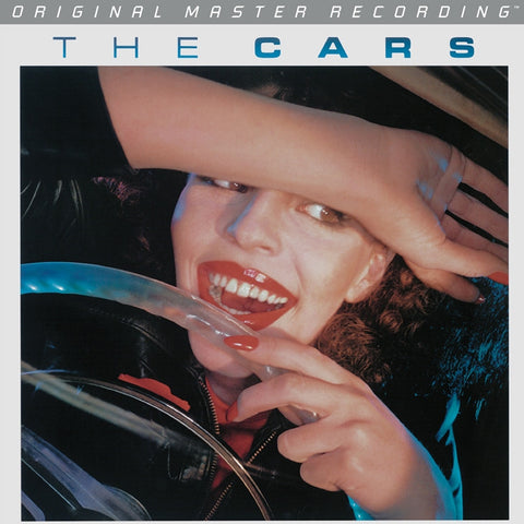 The Cars -The Cars on Numbered Limited Edition Hybrid SACD from Mobile Fidelity TBA - direct audio