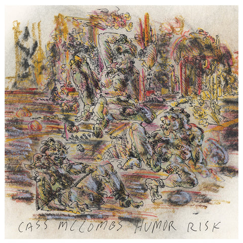 Cass McCombs - Humor Risk on LP + Download Card - direct audio