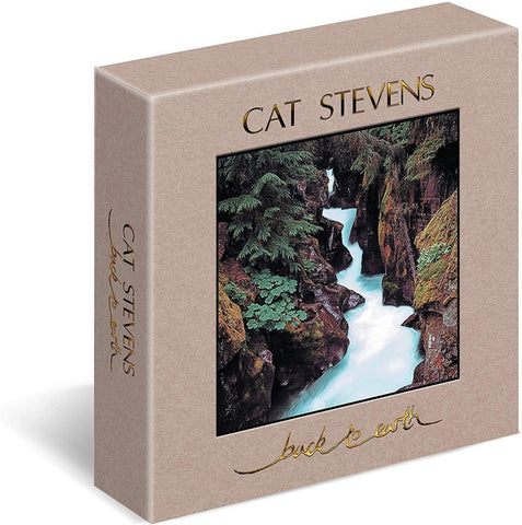 Yusuf/Cat Stevens - Back To Earth Numbered Limited Edition Vinyl 2LP, 5CD, Blu-Ray & Book Box Set - direct audio