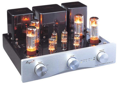 Cayin - A-50T Integrated Amplifier - direct audio - 2