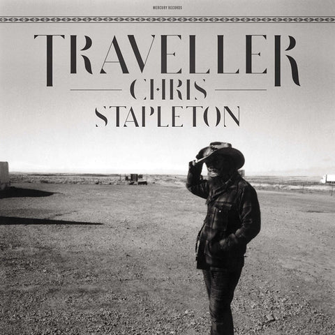 Chris Stapleton - Traveller 2LP - direct audio