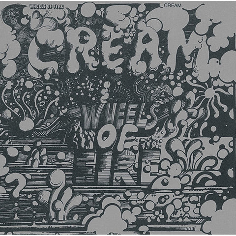 Cream - Wheels Of Fire on 180g 2LP - direct audio
