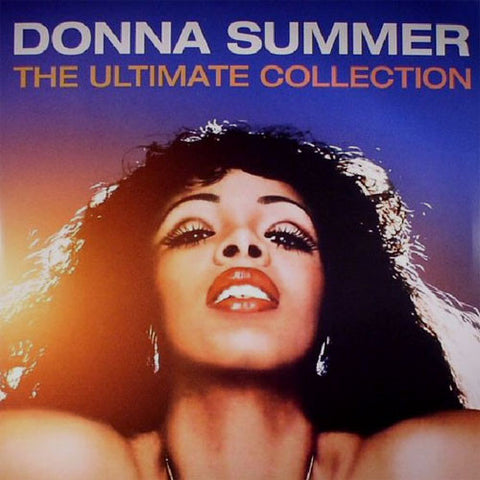 Donna Summer - The Ultimate Collection 180g Import Vinyl LP - direct audio