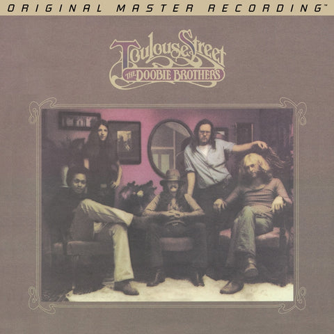 The Doobie Brothers - Toulouse Street on Numbered Limited-Edition Hybrid SACD from Mobile Fidelity - direct audio