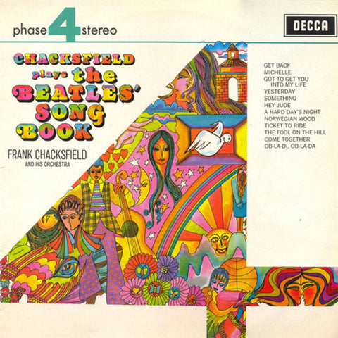 Frank Chacksfield and His Orchestra - Chacksfield Plays the Beatles' Song Book Vinyl LP - direct audio