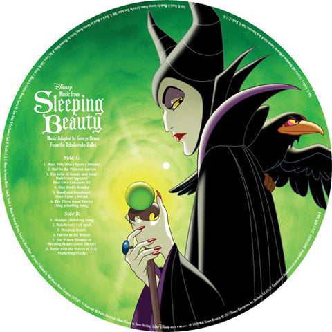 Songs From: Sleeping Beauty Soundtrack on Limited Edition LP Picture Disc - direct audio