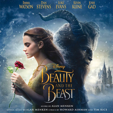 Beauty and The Beast: The Songs Colored Vinyl LP (Out Of Stock) Pre-order - direct audio