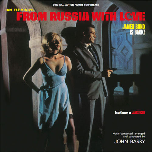 James Bond From Russia With Love Original Motion Import