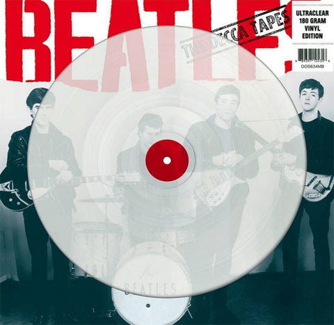 The Beatles - The Decca Tapes Limited Edition Colored 180g Import Vinyl LP - direct audio