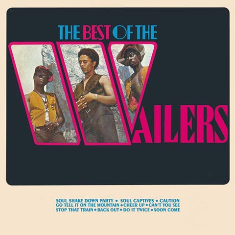 The Wailers - The Best of The Wailers Import 180g Vinyl LP