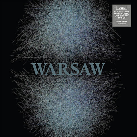 Warsaw - Warsaw Import 180g Vinyl LP (Out Of Stock) - direct audio