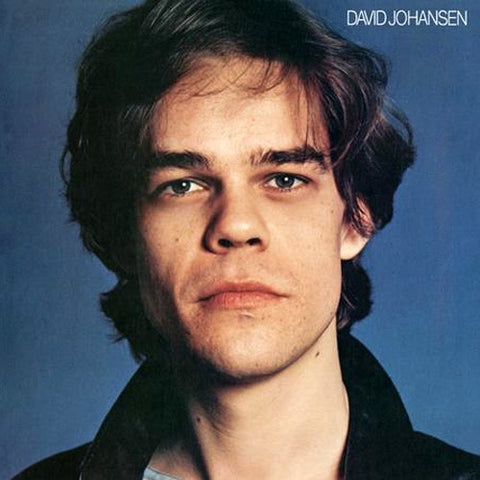 David Johansen - David Johansen on Numbered Limited Edition Colored LP - direct audio
