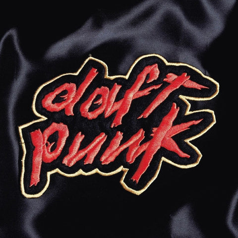 Daft Punk - Homework on 2LP - direct audio