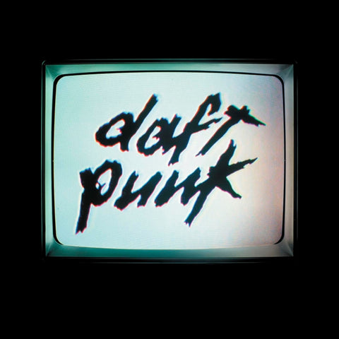 Daft Punk - Human After All on Import 2LP - direct audio