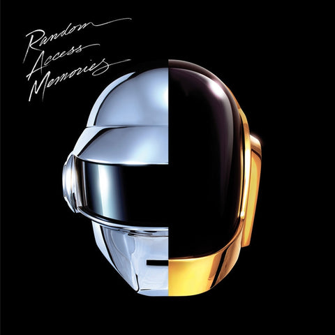 Daft Punk - Random Access Memories on 180g 2LP + Booklet + Download - direct audio