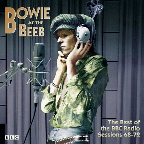 David Bowie - Bowie at the Beeb: The Best of the BBC Radio Sessions 68-72 on Limited Edition 180g 4LP Box Set - direct audio