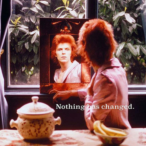 David Bowie - Nothing Has Changed 180g 2LP - direct audio