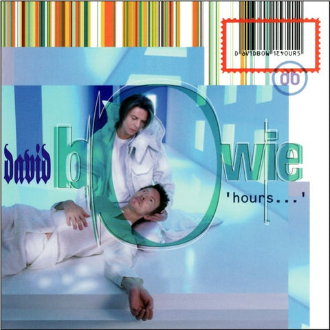 David Bowie - Hours 180g Colored Vinyl LP