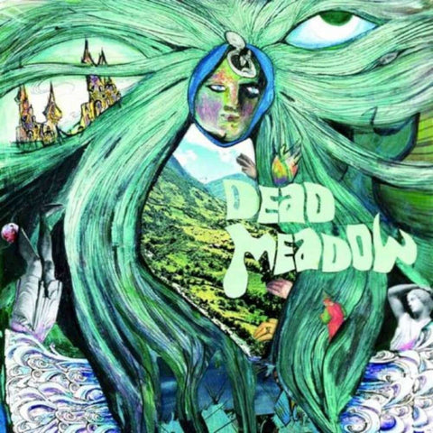 Dead Meadow - Dead Meadow Vinyl LP (Awaiting Repress) - direct audio
