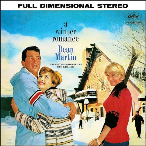 Dean Martin - A Winter Romance Vinyl LP - direct audio