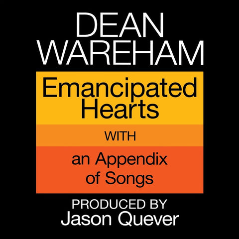 "Dean Wareham - Emancipated Hearts EP on Limited Edition 10"" Vinyl + Download - direct audio"