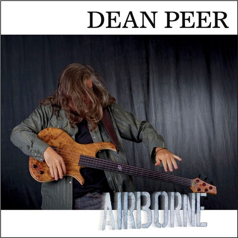 Dean Peer - Airborne on Limited Edition 180g LP - direct audio - 1
