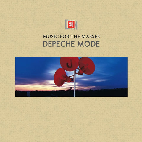 Depeche Mode - Music For The Masses 180g LP - direct audio