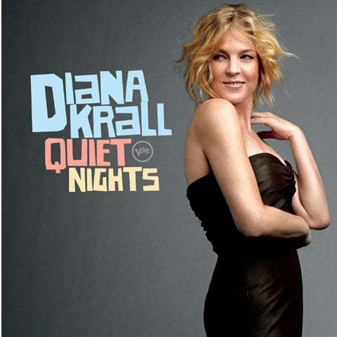 Diana Krall - Quiet Nights on Numbered Limited Edition 180g 45RPM 2LP - direct audio