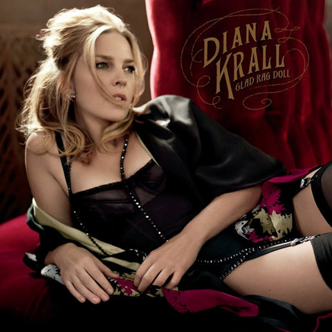 Diana Krall - Glad Rag Doll on 2LP - direct audio - 1
