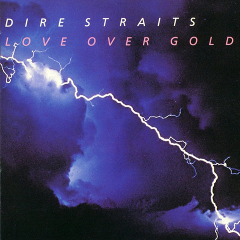 Dire Straits - Love Over Gold on 180g Vinyl LP - direct audio