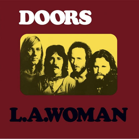 The Doors - L.A. Woman on 200g 45RPM 2LP