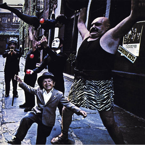 The Doors - Strange Days 180g Vinyl LP - direct audio