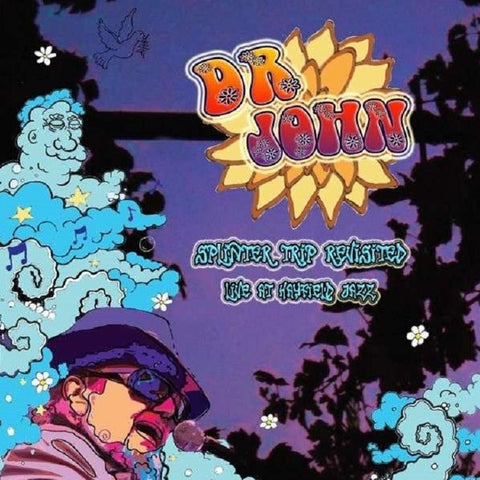 Dr. John - Splinter Trip Revisited: Live At Hayfield 1988 on 180g Vinyl 2LP + CD (Special Order) - direct audio