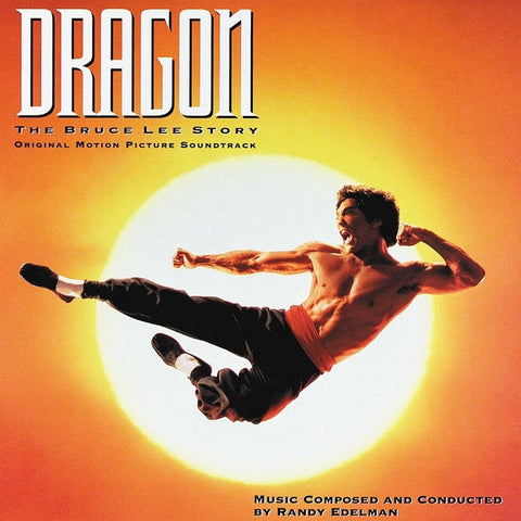 Dragon: The Bruce Lee Story - Original Motion Picture Soundtrack Vinyl LP - direct audio