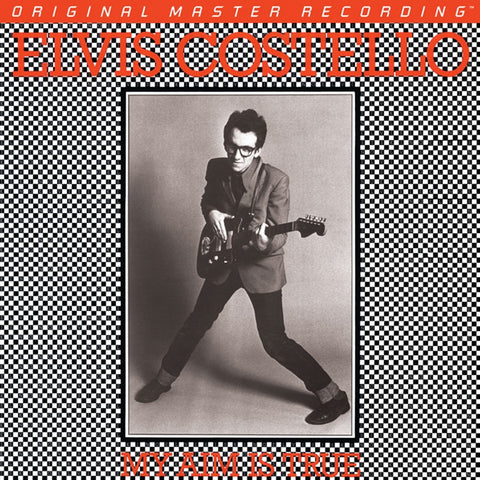 Elvis Costello - My Aim Is True on Numbered Limited-Edition 180g LP from Mobile Fidelity - direct audio