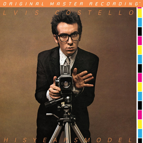 Elvis Costello - This Year's Model on Numbered Limited Edition 180g LP from Mobile Fidelity - direct audio
