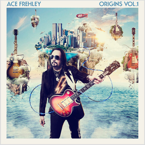 Ace Frehley - Origins Vol. 1 on Vinyl 2LP - direct audio