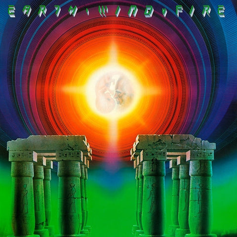 Earth, Wind & Fire - I Am on Limited Edition Colored 180g Vinyl LP - direct audio