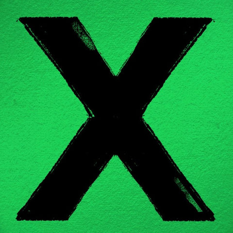Ed Sheeran - X Limited Edition 180g 2LP - direct audio