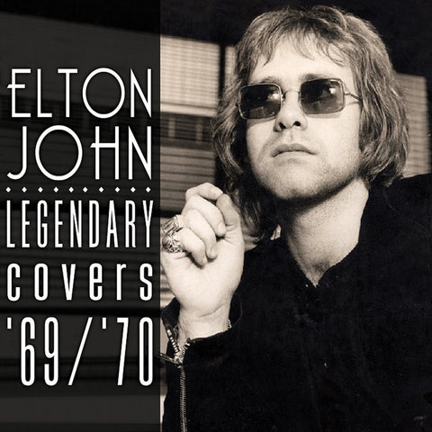 Elton John - The Legendary Covers Album 1969-70 Colored Vinyl LP - direct audio