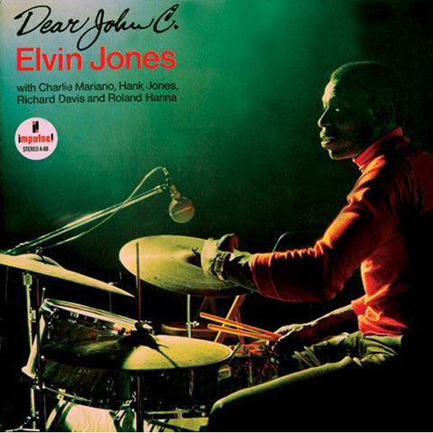 Elvin Jones - Dear John C. on Hybrid SACD - direct audio