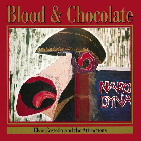 Elvis Costello - Elvis Costello And The Attractions Blood And Chocolate on 180g LP - direct audio