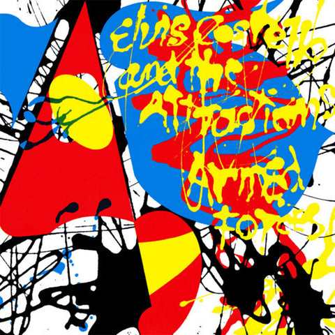 "Elvis Costello - Elvis Costello And The Attractions Armed Forces 180g LP & 7"" Vinyl EP - direct audio"