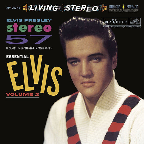 Elvis Presley - Stereo '57: Essential Elvis Volume 2 on 200g 45RPM 2LP - direct audio