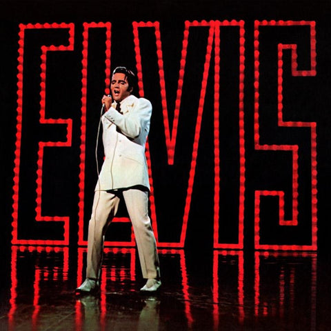 Elvis Presley Elvis: NBC TV Special on Limited Edition 180g Vinyl LP - direct audio